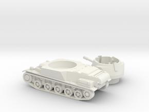 L-62 tank (Sweden) 1/100 in White Strong & Flexible