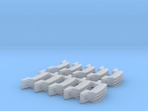Kletterpuffer in Smoothest Fine Detail Plastic