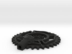 Firehouse BrewTap in Black Natural Versatile Plastic