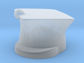 Ulan (small) in Smooth Fine Detail Plastic