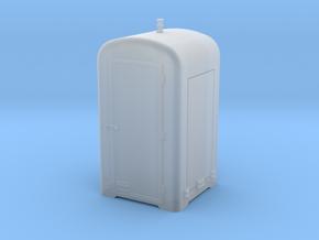 TJ-H04655x1 - Guérite de signalisation en béton ar in Smooth Fine Detail Plastic