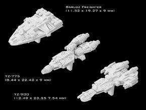 (Armada) Transports Set XI in Frosted Ultra Detail