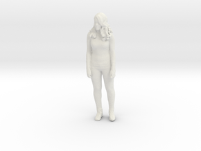 Printle C Femme 226 - 1/43 - wob in White Strong & Flexible