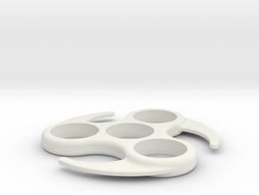 Spinner Pro Mini in White Strong & Flexible
