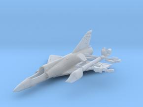 020N Mirage IIIO Kit 1/200  in Smooth Fine Detail Plastic