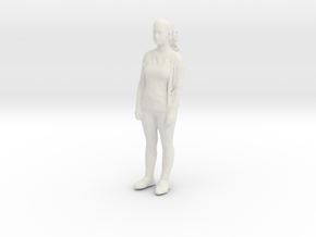 Printle C Femme 244 - 1/32 - wob in White Strong & Flexible