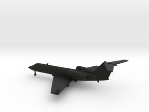 Gulfstream G-IV (G400) in Black Natural Versatile Plastic: 1:285 - 6mm