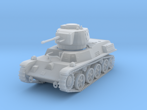 PV177C Stridsvagn m/38 (1/87) in Smooth Fine Detail Plastic