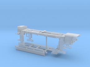 Portique de pose de traverse PTR20 de Matisa in Smooth Fine Detail Plastic