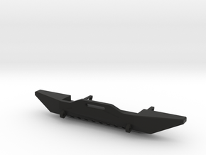 Front Bumper for RC4WD Trail finder 2 in Black Strong & Flexible
