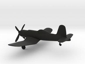 Goodyear F2G Corsair in Black Natural Versatile Plastic: 1:144