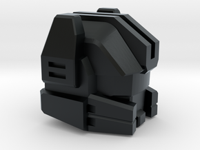 Road Hunter Head Combiner Version in Black Hi-Def Acrylate