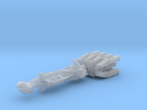 Blockade Runner 3in Long in Smooth Fine Detail Plastic