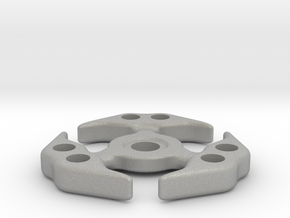 Spinner 1.1 in Aluminum