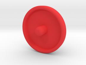 Devo in Red Processed Versatile Plastic