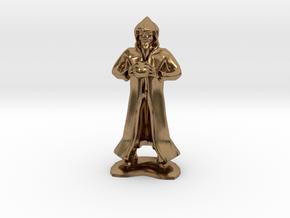 Diviner  in Natural Brass