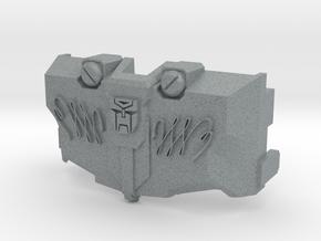 MTMTE Autobot Megatron Chest in Polished Metallic Plastic