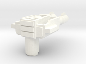 Gunmaster Kit #1, Double-Barreled Backpack, 5mm Pe in White Processed Versatile Plastic