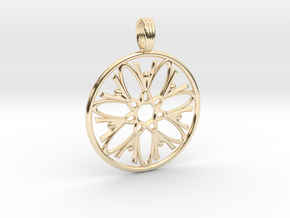 DAWNING SISTARS in 14K Yellow Gold