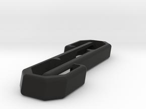 Brammo / Victory Empulse License Plate Mount in Black Natural Versatile Plastic