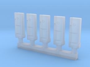 TJ-H01189 - Bornes EDF in Smooth Fine Detail Plastic