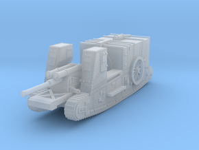 1/285 Gun Carrier Mk.I in Smooth Fine Detail Plastic