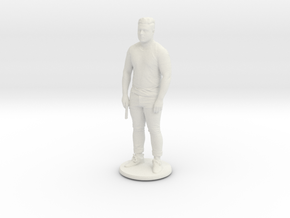 Printle C Homme 424 - 1/24 in White Natural Versatile Plastic