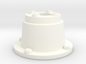 1.8 ERGOT FUSELAGE PUMA in White Processed Versatile Plastic