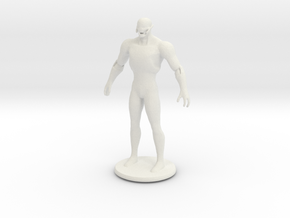 Printle C Homme 448 - 1/32 in White Strong & Flexible