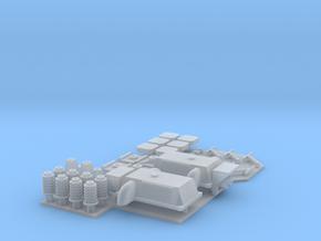 Sr1 pienosasarja ilmastointilaitteilla (H0) in Smoothest Fine Detail Plastic