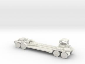 1/144 Sonderanhanger 116 German heavy tank transpo in White Strong & Flexible