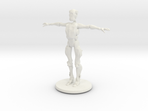 Printle C Homme 469 - 1/32 in White Strong & Flexible