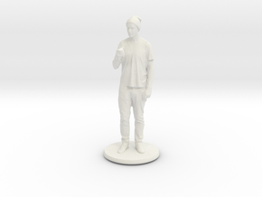 Printle C Homme 472 - 1/32 in White Strong & Flexible
