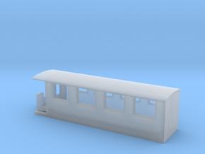 Personenwagen Parkeisenbahn Zf, 1:220 in Smooth Fine Detail Plastic