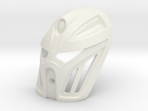 Mask of Clairvoyance - Gaaki in White Natural Versatile Plastic