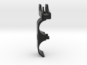 Cyma M870 airsoft front sight (Left side) in Black Natural Versatile Plastic