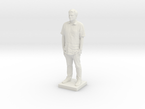 Printle C Homme 550 - 1/56 in White Natural Versatile Plastic