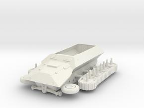 1/72 Einheitswagen HKp 606 in White Natural Versatile Plastic
