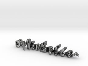 Twine Natalie/LingYan in Premium Silver