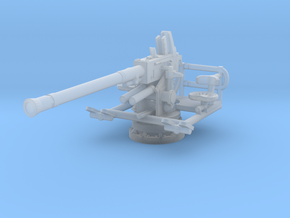 1/144 USN 40mm Single Bofors in Smooth Fine Detail Plastic