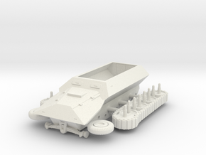 1/87 HKp 606 APC in White Natural Versatile Plastic
