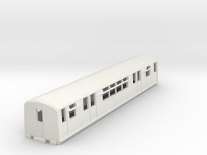 O-87-district-o-p-q38-trailer-coach in White Strong & Flexible