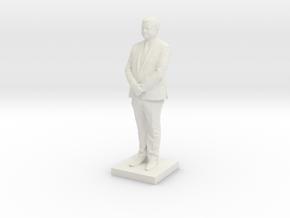 Printle C Homme 586 - 1/64 in White Natural Versatile Plastic