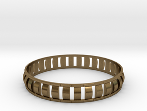 Special 1 Bracelet XL in Natural Bronze