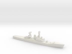 Van Speijk-class frigate (1976), 1/1800 in White Natural Versatile Plastic