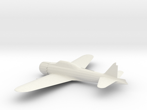1:72 A6M5 ZERO in White Natural Versatile Plastic