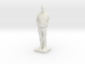 Printle C Homme 637 - 1/64 in White Natural Versatile Plastic