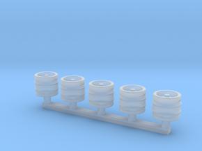 TJ-H02004x5 - Futs a biere 30l in Smooth Fine Detail Plastic