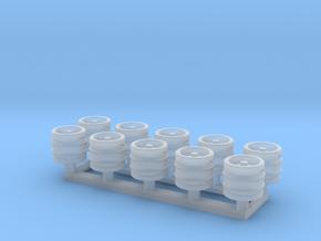 TJ-H02004x10 - Futs a biere 30l in Smooth Fine Detail Plastic