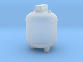 TJ-H02006 - Citerne aérienne 330kg in Smooth Fine Detail Plastic